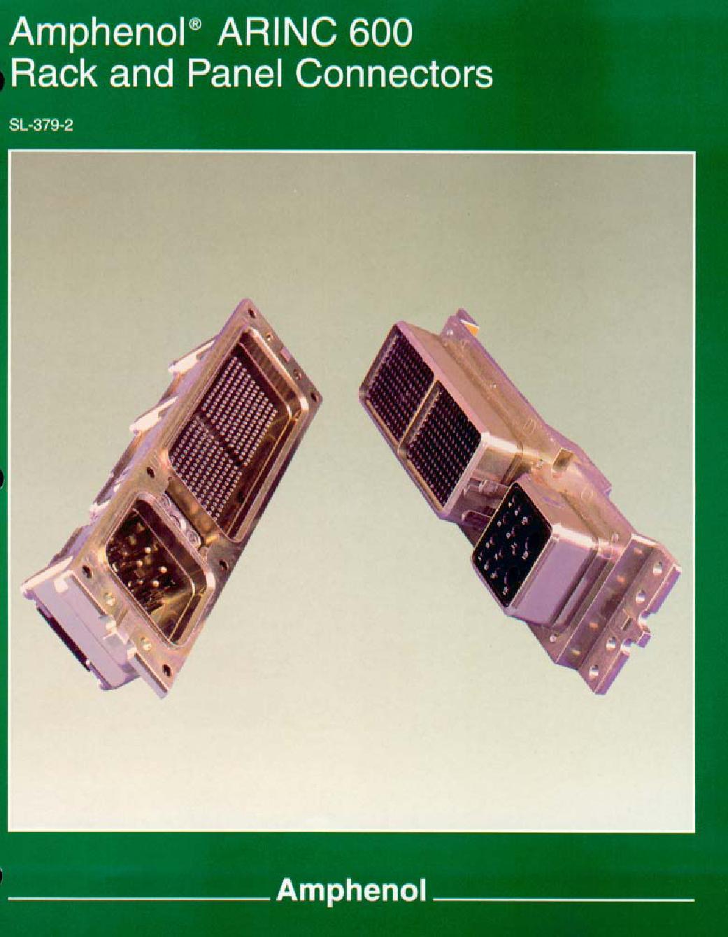 Conector Arinc 600
