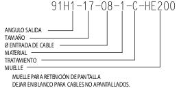 CUELLOS / ADAPTADORES