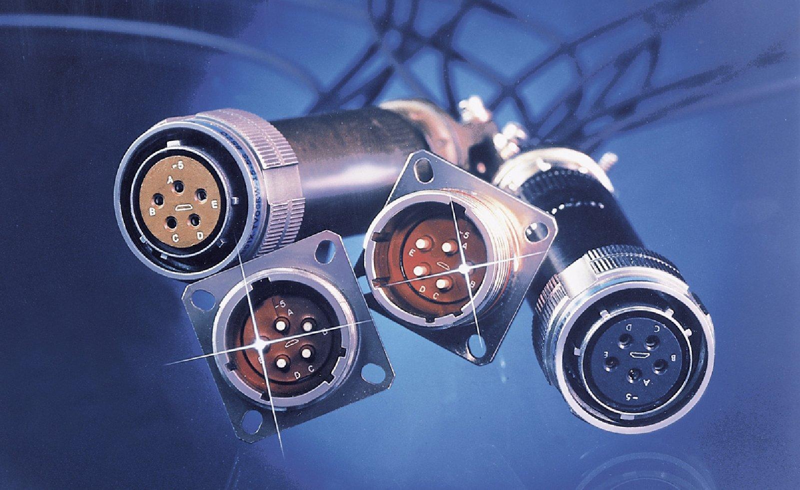 Military Fiber Optic Connector