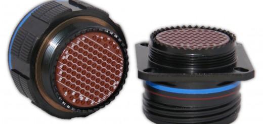 Conectores Black Zinc Nickel