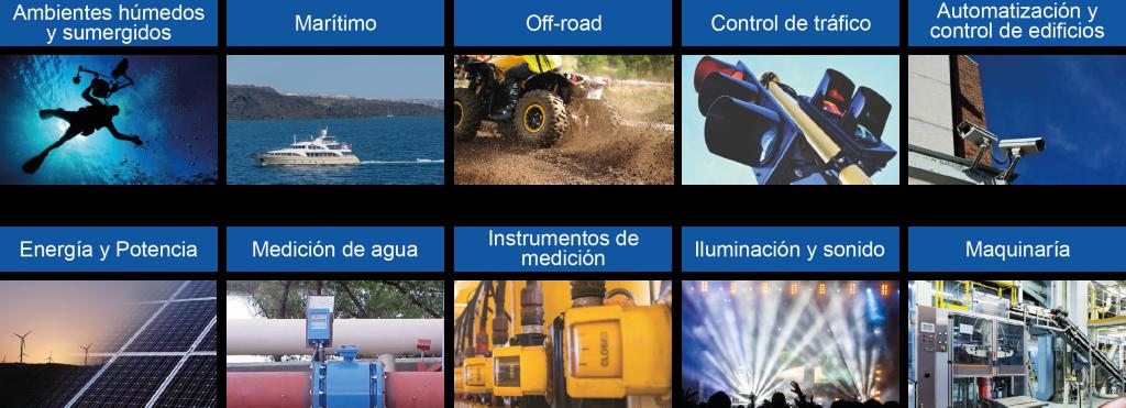 Aplicaciones EcoMate Aquarius™